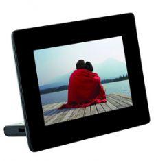 "Pakket: Agfaphoto AF50712PS 7"" digitale fotolijst zwart + 2GB SD Kaart"