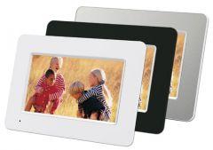 """Pakket: Agfaphoto AF5075 7"""" digitale fotolijst + 2 GB SD kaart"""