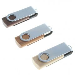 USB stick Twister Bamboe