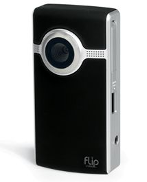 Flip Ultra Video Zwart F260B-UK