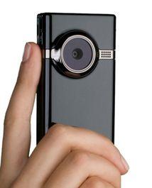 Flip Mino HD Video Zwart F460B-UK met GRATIS Statief