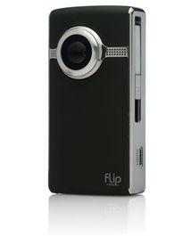 Flip Ultra HD 2e Generatie Zwart U2120B-UK met GRATIS Statief